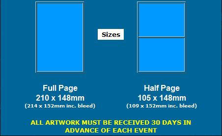 Advertising Sizes