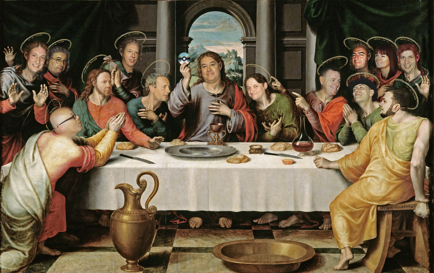 Caister Last Supper