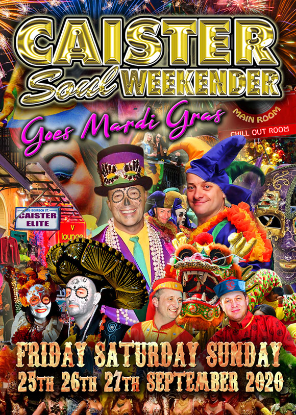 The SEPT 2020 Caister Weekender